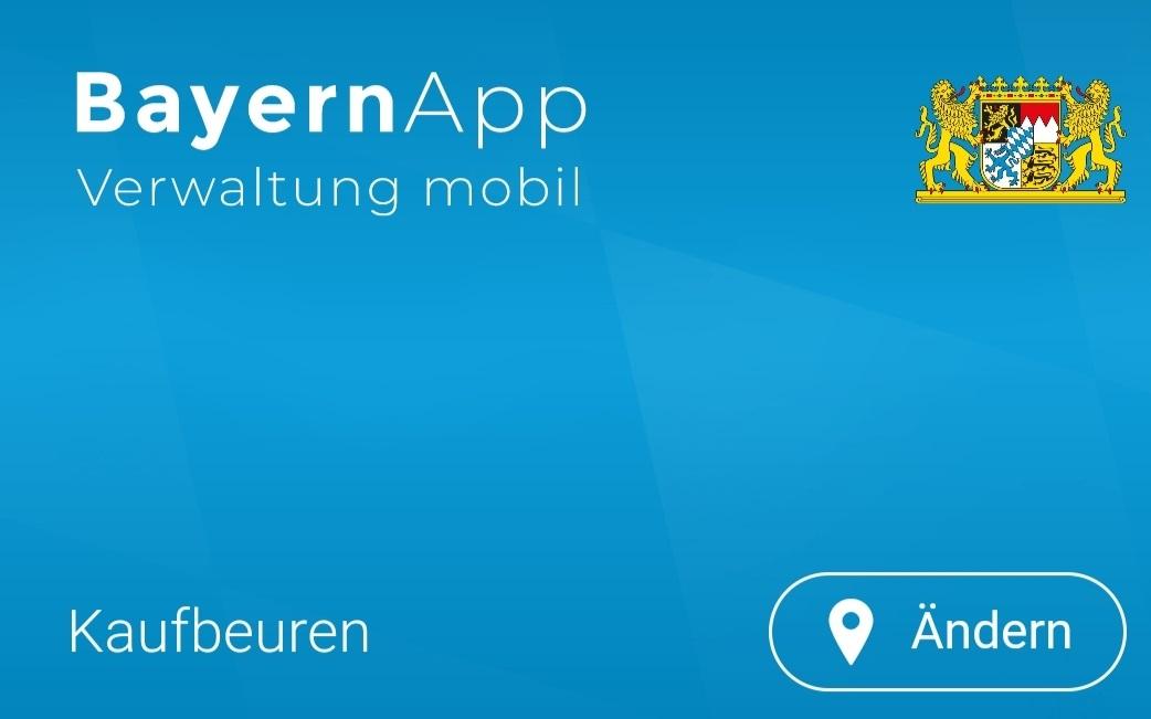 Logo BayernApp
